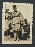 Hommes Devant Automobile En Argentine  Photo Originale De 1924 - Cars