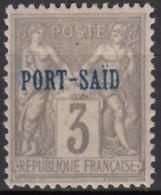 N° 3 - X - - Port-Saïd (1899-1931)