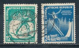 DDR 298/99 Gestempelt - DDR