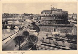 ITALY - Rome 1938 - Castel S. Angelo - Cancel - 3-9 Maggio 1938 Fuhrer Dux - Castel Sant'Angelo