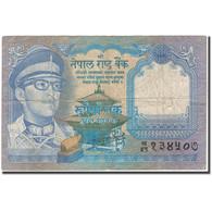 Billet, Népal, 1 Rupee, KM:22, TB - Népal