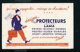 BUVARD:  PROTECTEURS LAMA  - FORMAT  Env. 13,5X21 Cm - Chaussures