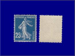 FRANCE Poste ** - 140, Type Ia, Papier X - France