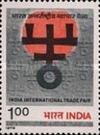 USED STAMPS - India - India International Trade Fair, New Delhi  -  1979 - India