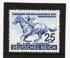 AUA1118 DEUTSCHES REICH 1942  MICHL 814  ** Postfrisch Siehe ABBILDUNG - Deutschland