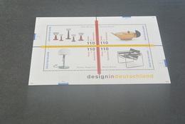 M4828 - Bloc MNH Deutsche Bundespost - Germany -  1998 - Design - [7] République Fédérale