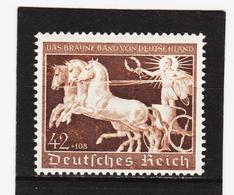 AUA1116 DEUTSCHES REICH 1940  MICHL 747  ** Postfrisch Siehe ABBILDUNG - Deutschland