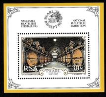 Südafrika: Mi. Nr. Block 19, Postfrisch (Weinbau) - Südafrika (1961-...)