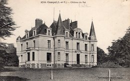 CAMPEL (35) - Château Du Val Henri. - France