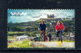 IRELAND - 2016 Wild Atlantic Way 1.10 Euro  Used As Scan - 1949-... République D'Irlande