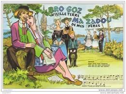 Prix Fixe - Folklore BRETON - Bro Goz Ma Zadou # 19 - Bretagne