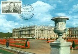 CM-Carte  Maximum Card # France-1960 # Célébrités # Pierre De Nolhac # Architecture #Château De Versailles# Ambert - Cartes-Maximum