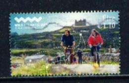IRELAND - 2016 Wild Atlantic Way 1.10 Euro  Used As Scan - 1949-... Republic Of Ireland