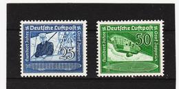 AUA1115 DEUTSCHES REICH 1938  MICHL 669/70  ** Postfrisch Siehe ABBILDUNG - Deutschland