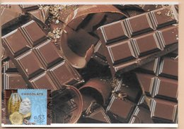 CARTE MAXIMUM - MAXIMUM KARTE - TARJETA MAXIMA - MAXIMUM CARD - PORTUGAL - DU CACAO AU CHOCOLAT - CHOCOLATE - Francobolli
