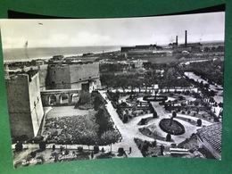 Cartolina Barletta - Il Castello - 1963 - Bari