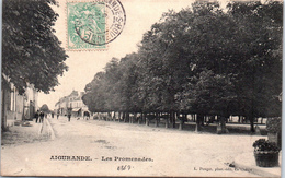 36 AIGURANDE - Les Promenades. - France