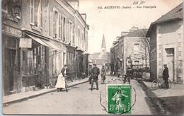 36 ARDENTES - La Rue Principale. - France