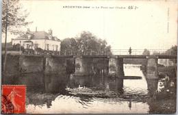 36 ARDENTES - Le Pont Sur L'indre - France