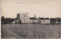 CARTE POSTALE   ROUVRES Les BOIS 36  Herboristerie Sainte Léonide - France