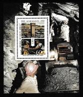 Südafrika: Mi. Nr. Block 27, Postfrisch (Bergbau, Goldmine, Zeche) - Südafrika (1961-...)