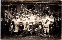 THEMES - EVENEMENT - CARTE PHOTO - Carnaval à Situer - Autres