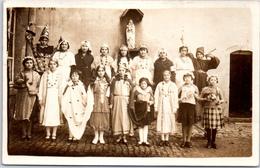THEMES - EVENEMENT - CARTE PHOTO - Carnaval D'enfants à Situer - Autres