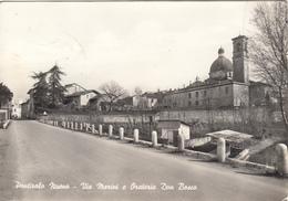 ITALY - Pontirolo Nuovo 1962 - Via Merini E Oratorio Don Bosco - Bergamo