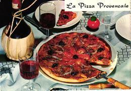 CUISINE - RECETTES - LA PIZZA PROVENCALE - Recettes (cuisine)