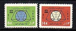1963 Human Right MNH (130) - Iran