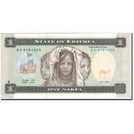 Billet, Eritrea, 1 Nakfa, 1997-05-24, KM:1, SUP+ - Eritrea
