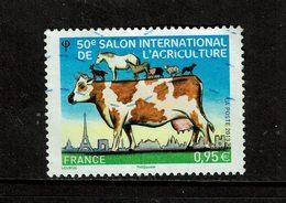 FRANKRIJK   GESTEMPELD  Y.T.  NR°  4729 - France