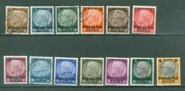 Allemagne  General Gouvernement  Michel  1/13  Ob  TB - Occupation 1938-45