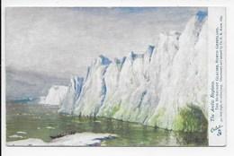 Greenland - The Humboldt Glacier - Tuck Oilette 7339 - Postcards