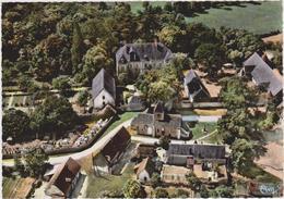 CPSM   NOHANT 36 L'église Et La Maison De George Sand - France