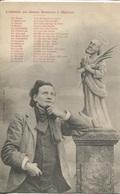 CPA - Fantaisie BERGERET - Litanies Du Jeune Homme à Marier - Edition A.Bergeret - Bergeret