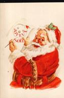 LOT066.....10 CPSM PERE NOEL - Cartes Postales