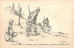 Poulbot Ternois 1 Lait Guerre 1914 - Poulbot, F.