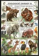 Czech Republic 2018 Chequia  / Fauna Animals Mammals MNH Mamiferos Säugetiere / Cu10907  C5-30 - Sin Clasificación