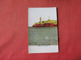 Morro Castle Havana Cuba   Ref 3163 - Cuba