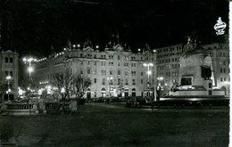 005962  Lima - Plaza San Martin Con Gran Hotel Bolivar - Peru