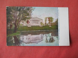 Reflection In Lake   Buffalo Historical Society  - New York > Buffalo  Ref 3163 - Buffalo