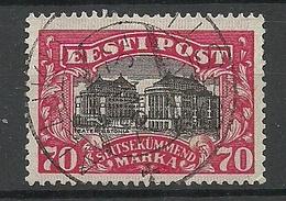 Estland Estonia 1924 O ALLIKU Auf Michel 56 - Estland