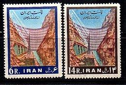 1963 Mohammad-Reza-Schah-Pahlavi  Dam MNH (140) - Iran