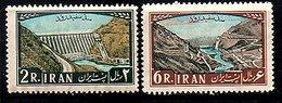 1962 Sefid MNH, Some Ususal Gum Toning  (134) - Iran