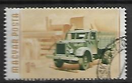 HONGRIE   -   1955 .   Y&T N° 1186 Oblitéré  .   Camion Agricole - Ungarn