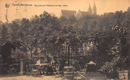 Namur Namen Anhée  Denée Maredsous     Vue Prise De L'Hotellerie De Aug. Lavis         I 5682 - Anhée