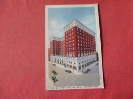 Hotel Fort Des Moines - Iowa > Des Moines Ref 3163 - Des Moines