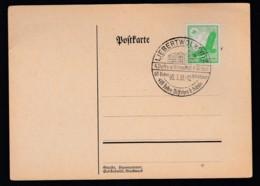 Deutsches Reich Postkarte Sonderstempel 1939 Liebertwolkwitz Ungelaufen Lot 855 - Deutschland