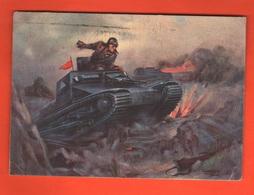 Carristi 3° Carristi Carro CV 33 Tankette Regio Esercito Bologna 1943 Per Arzignano - Guerra 1939-45